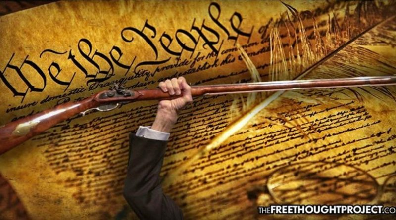 The Bill of Rights Eroded Right Before Your Nose – The Un-Patriot Act
